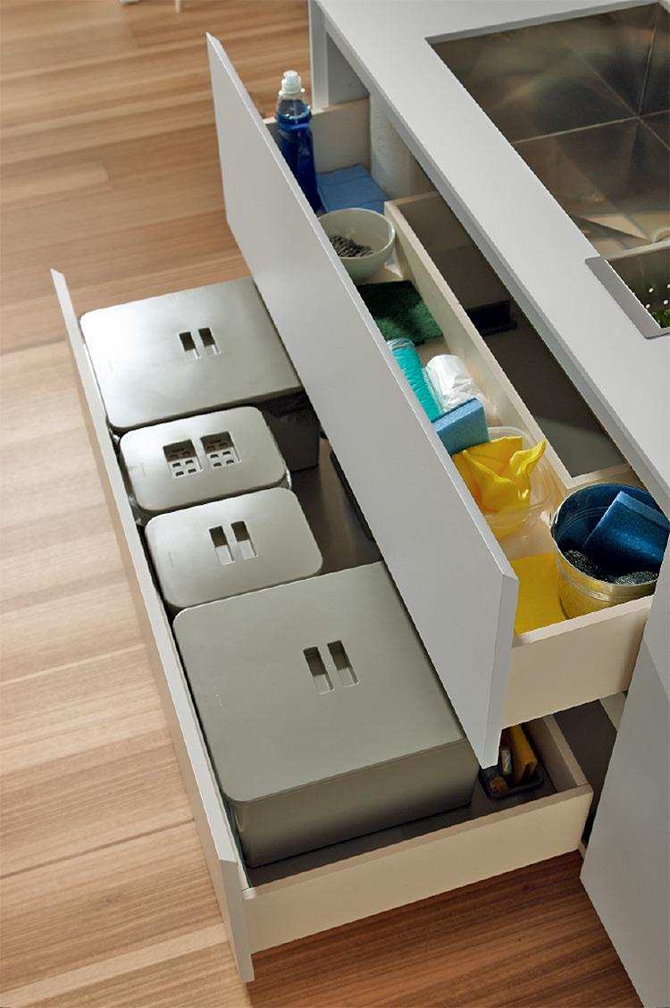 Cajones para mueble de cocina - Blog | Materia Prima