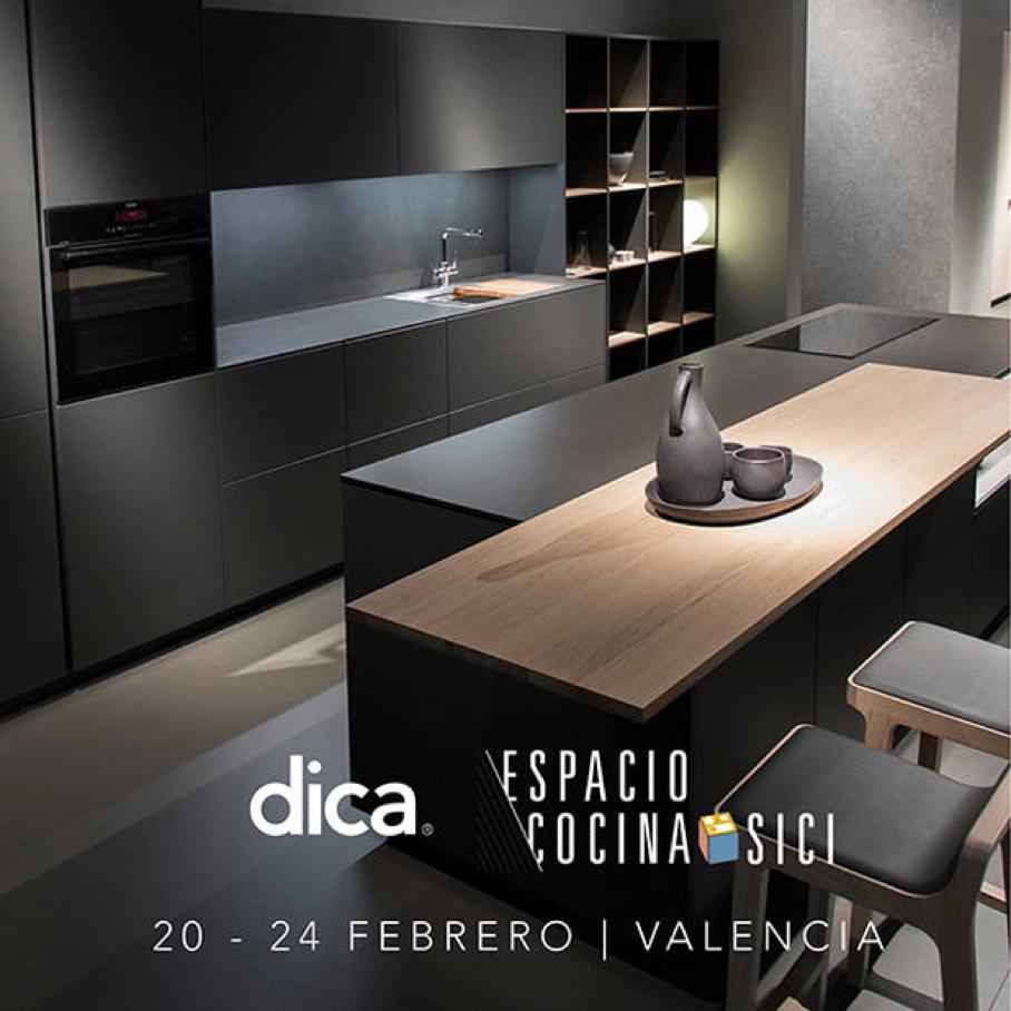 DICA Feria Espacio Cocina SICI 2017 | Materia Prima | Blog