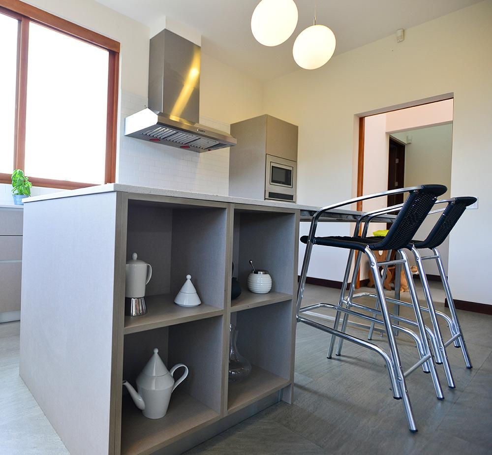 Muebles para cocina y cocinas de lujo - Muebles isla cocina ...