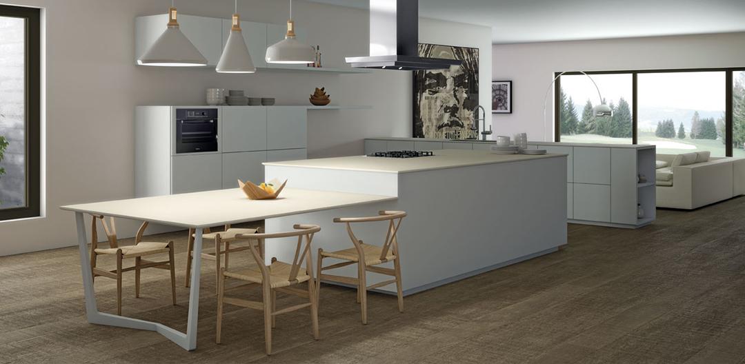 Muebles de cocina muebles de ba os pisos laminados - Muebles de cocina laminados ...